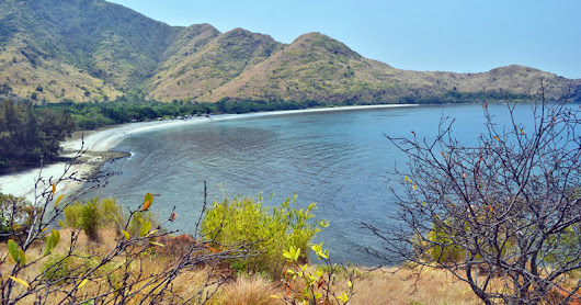 The Charm of Agnaem Cove in Zambales