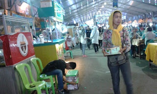 Makanan Ramadhan Fair Meriah Medan 2016