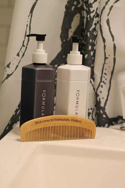 Formulate Custom Hair Care System Review // Pugs & Pearls Blog