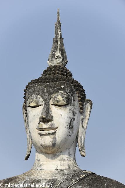 Sukhothai, Buddha from Wat Mahathat