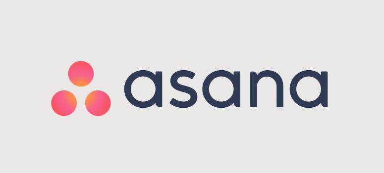 Alat pemasaran konten - Asana