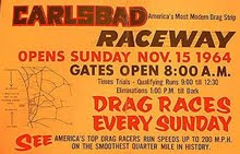 Sports Car Racing At Carlsbad