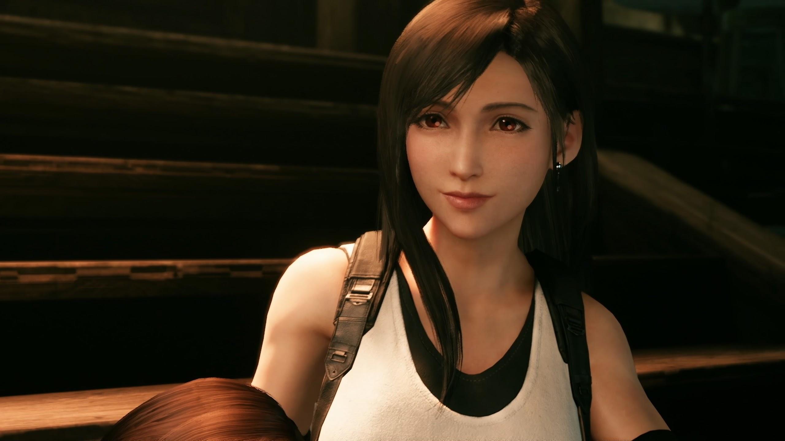 2932x2932 Tifa Lockhart Final Fantasy Artwork Ipad Pro: Tifa Lockhart, Final Fantasy 7 Remake, 4K, #19 Wallpaper