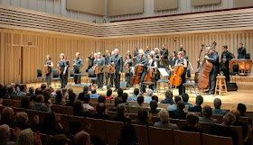 Northern Chamber Orchestra at the Stoller Hall, Manchester