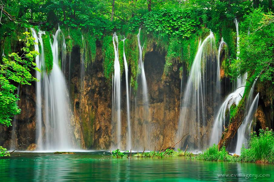 Cascatas Plitvice