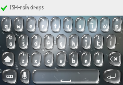 drops keyboard skin