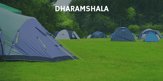 Trekking tents for rent in Dharamshala