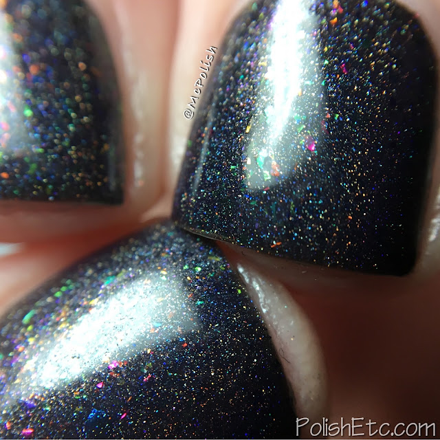 Ellagee - Cozy Winter Nights Collection - McPolish - Aurora Borealis