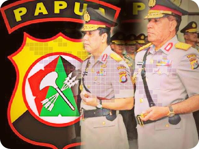 Boy Rafli Amar Gantikan Paulus Waterpauw Menjabat Kapolda Papua