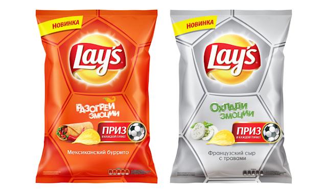 Lay's «Мексиканский буррито» и Lay's «Французский сыр с травами», Lay's «Мексиканский буррито» и Lay's «Французский сыр с травами» состав цена стоимость упаковка вес Россия 2018, Лейс «Мексиканский буррито» и Лейс «Французский сыр с травами»