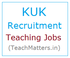 image : KUK Recruitment 2017 Teaching Jobs @ TeachMatters
