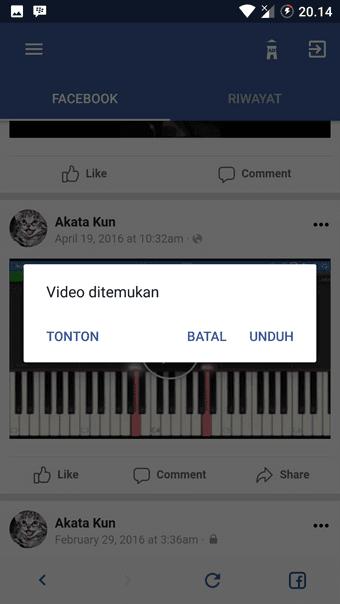 Unduh video 2