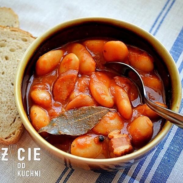 fasolka po bretonsku, piekny jas, fasola, zycie od kuchni, przepisy z fasoli