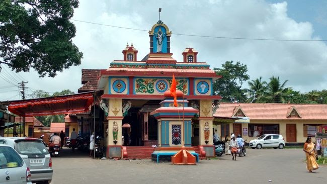Sri Vallabha Temple Main Entrance