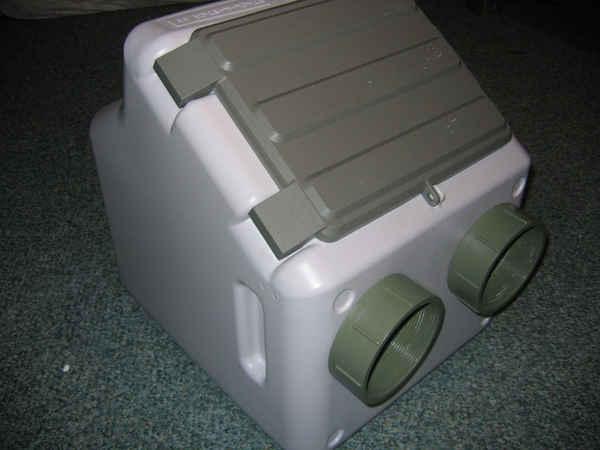 Legion of Shroom: Homemade Glove Box