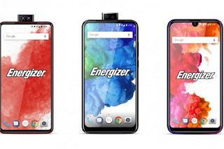 Energizer will launch foldable display and 18000 mAh battery smartphone