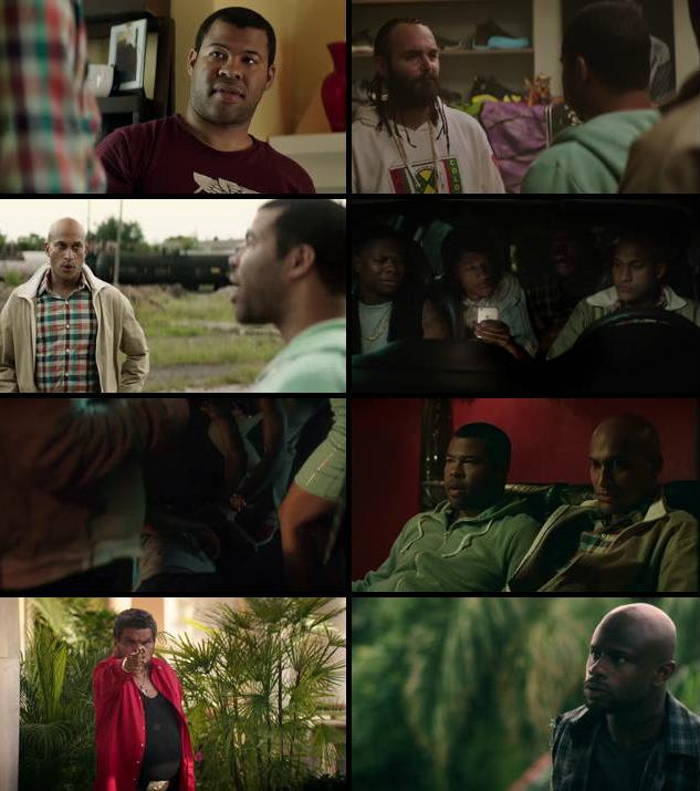 Keanu 2016 English 720p WEB-DL