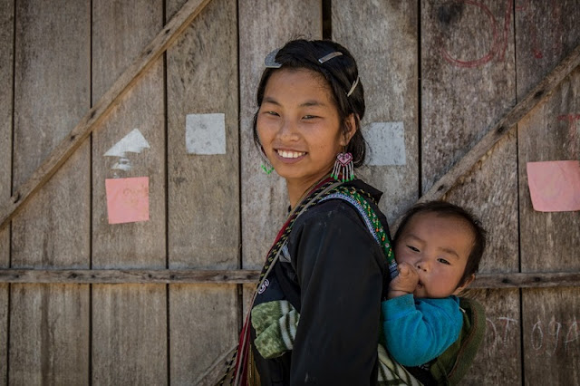 Portraits of Sapa: Lao Chai Village 3