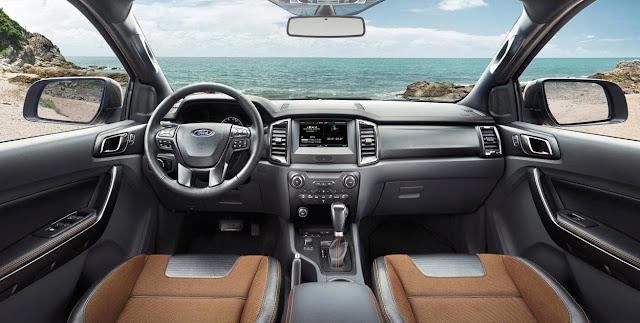 Ford Ranger Wildtrak 2017