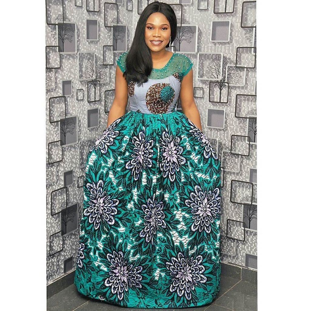 Hottest Ankara Dresses You Need To Try Out Now Download Latest Ankara Styles 2018 Asoebi For