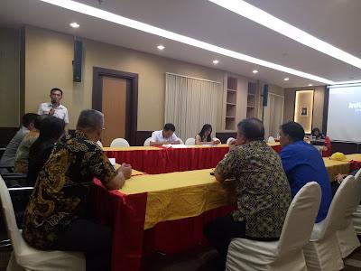 KPU Minsel Bersama Stakeholder Menetapkan Lokasi Pelaksanaan Kampanye Terbuka