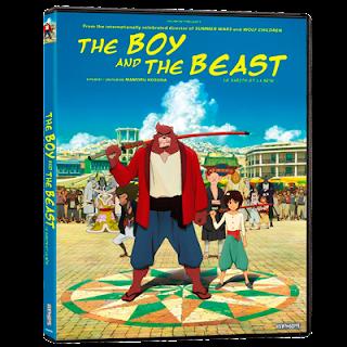 Bakemono no ko (2015) DVD