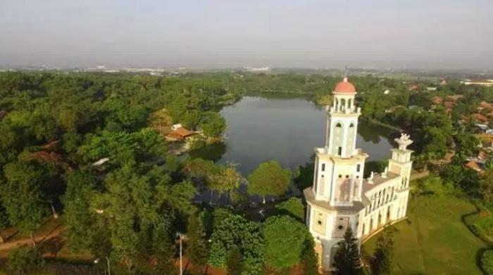 Wisata Bekasi Situ Rawa Binong