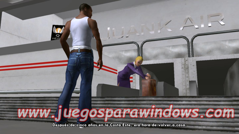 Grand Theft Auto San Andreas ESPAÑOL XBOX 360 (Region FREE) 5