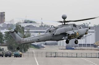 Mi-28 Rusia