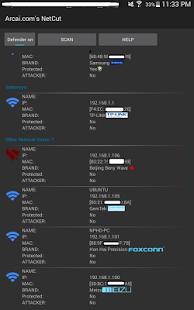 Aplikasi keren untuk hp android root  netcut arcai