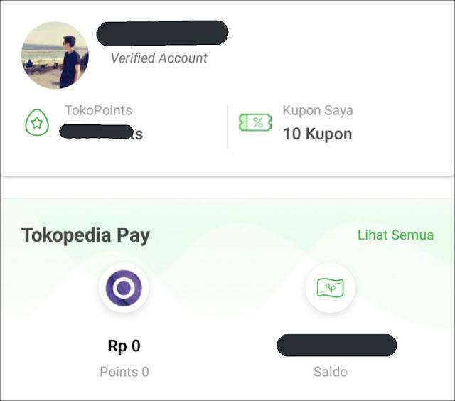 Semenjak TokoCash dibekukan Bank Indonesia lantaran alasan regulasi Lupa Security Code OVO Tokopedia Bagaimana Mengatasinya?
