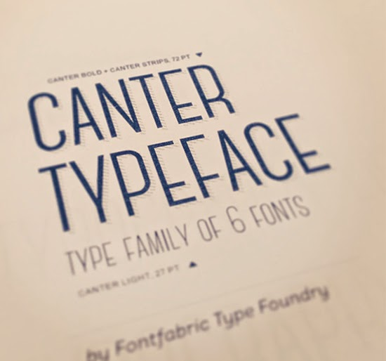 Canter_Font_by_Saltaalavista_Blog