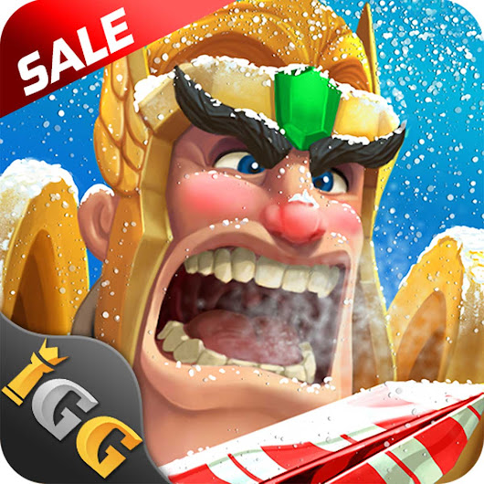 Lords Mobile: Battle of the Empires Mod 1.91 Apk