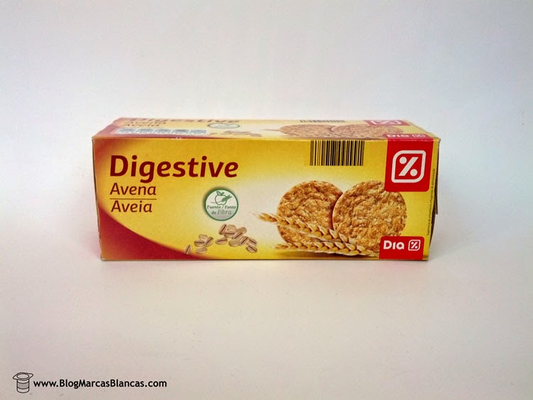 d0ee8d7604 Galletas digestive avena Dia fabricadas por Galletas Gullón ...