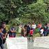 Indígenas mantienen bloqueada la vía Medellín-Quibdó