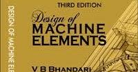 Machine Design Book By Bhandari Pdf
