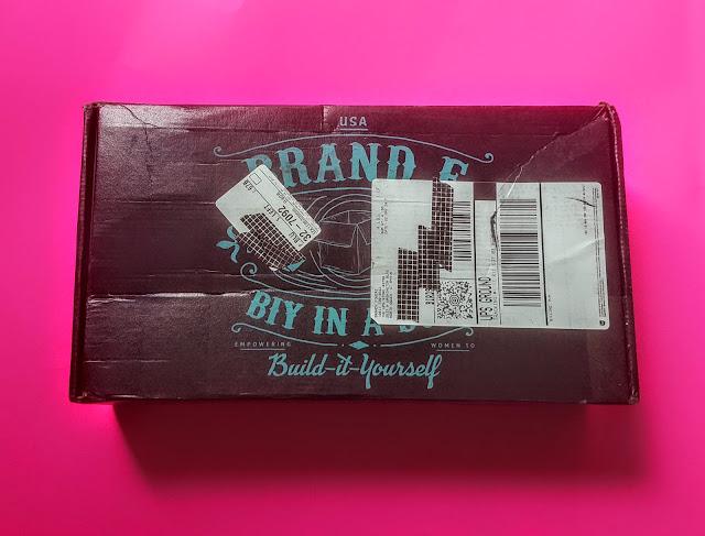 brand e subscription box review