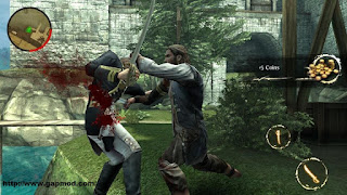 Download Backstab HD v1.2.6 Apk + Data