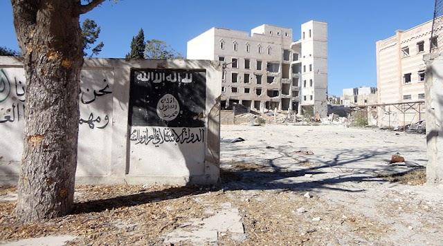 ISIS intelligence seized in Syria's Manbij reveals terrorist plots throughout Europe – British commander