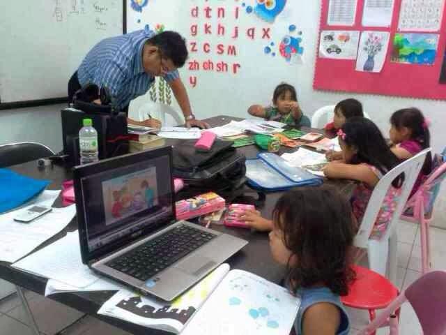 Kelas Anak-Anak