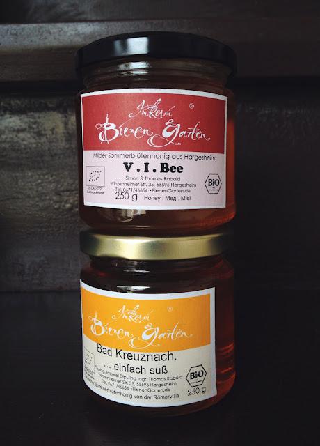 Honig aus der Bio-Imkerei BienenGarten in Hargesheim. #MoToLogie #Honis #Hargesheim #Nahe #SooNahe