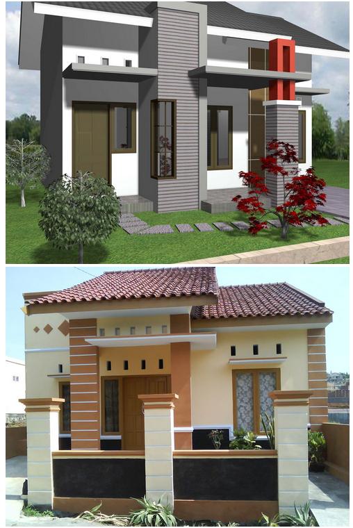 Desain Eksterior Rumah Minimalis Modern Desain Rumah Minimalis