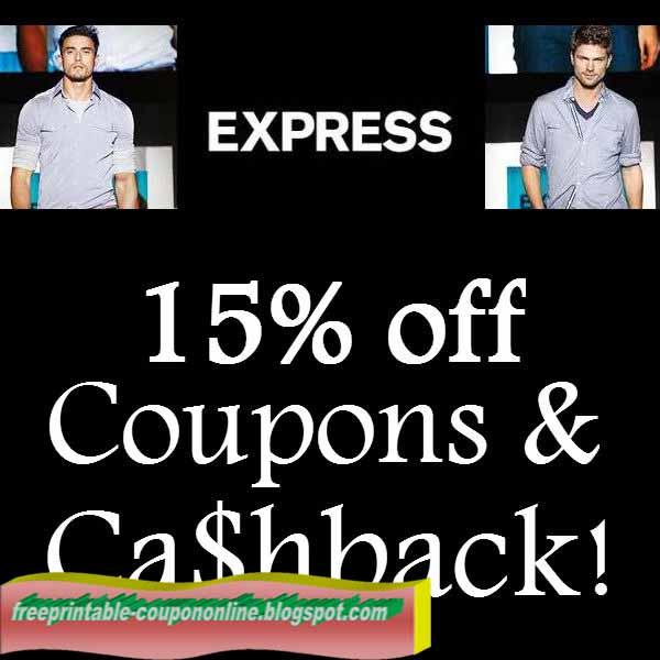 Express com online coupons