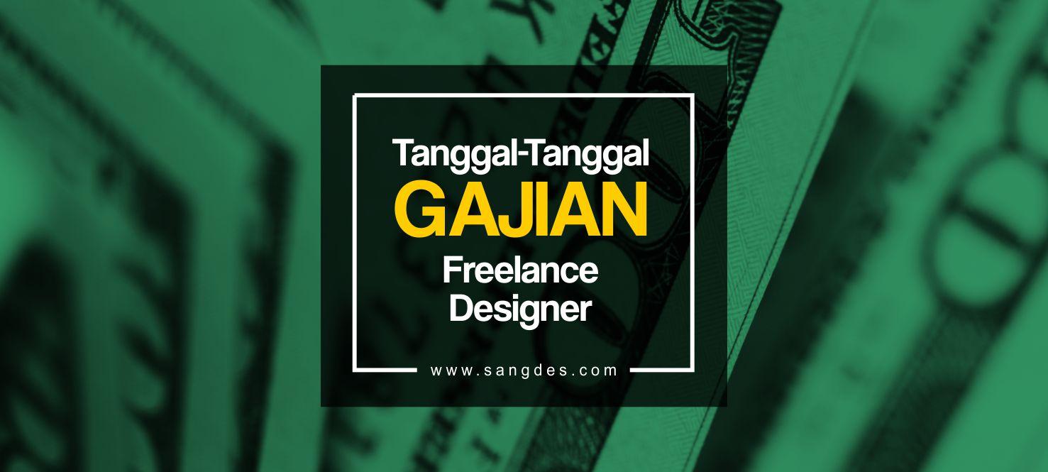Enaknya Jadi Freelance Designer Bisa Gajian Tiap Hari Sangdesstock