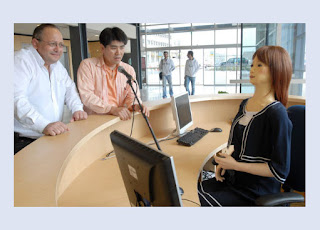 Robot Wanita Canggih Buatan Jepang