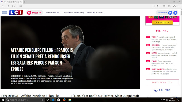 THE CONFESSION and THE FAREWELL! François Fillon's last movie nominated in Oscars!