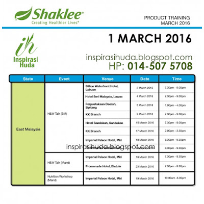 health and wellness, talk, mac 2016, shaklee