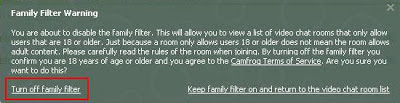 Masuk Camfrog Room 18+