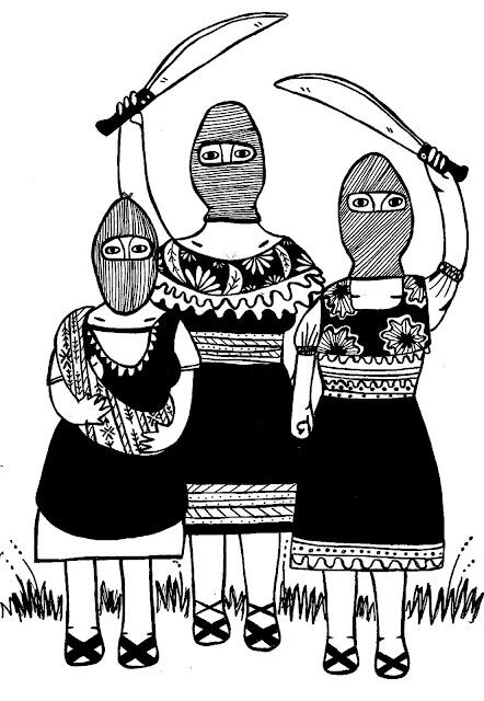 Ilustración de Alejandra Milena.