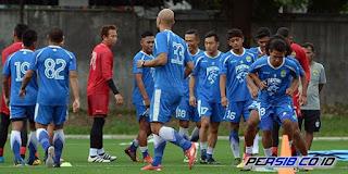 Pemain Persib Bandung Mulai Tanda Tangan Kontrak
